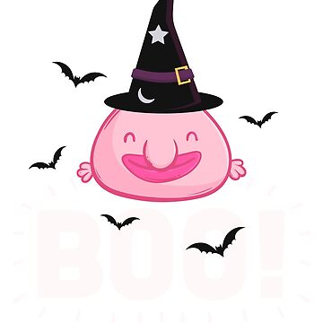 Blobfish | Funny Halloween Costume | Boo Shirt by noirty