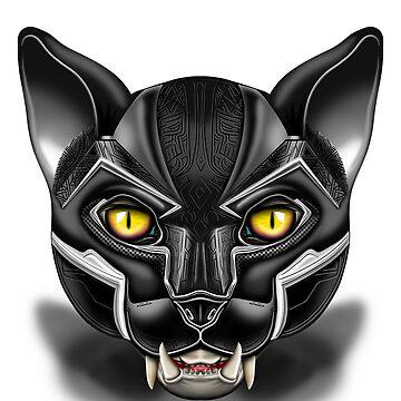 Black... Cat. by Rekanize