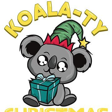 Have A Koala-Ty Christmas by frittata