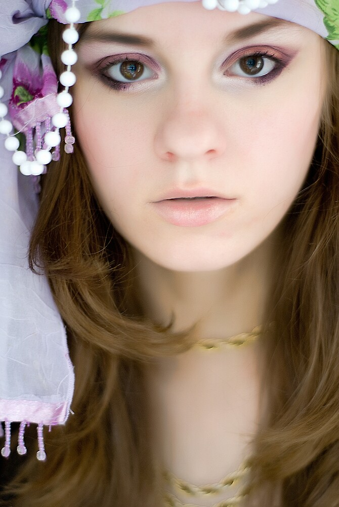 Purple Fashion  by Bina Sveda