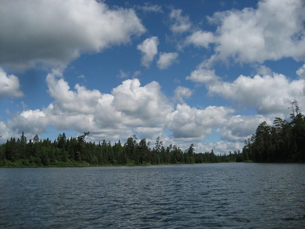 Amazing Sky in Canada by TJ Trubert