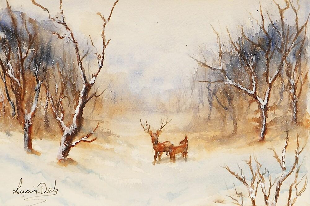 Winter Wonderland by LuciaM