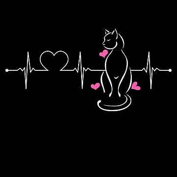 I love cats by IchliebeT-Shirt