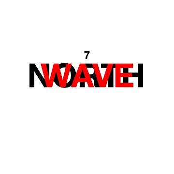 NORTH 7 NOBG by nekoblazerneko