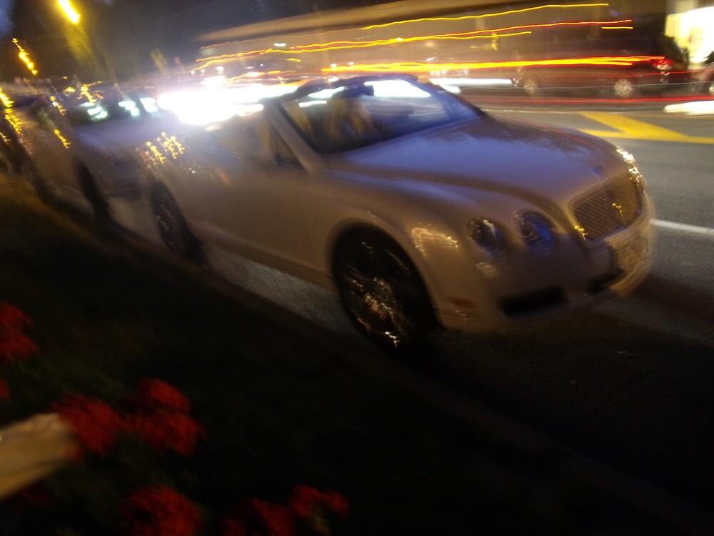 Bentley Continental GT by TJ Trubert