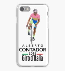 Giro 2015 iPhone Case/Skin