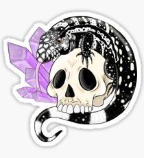 Metaphysische Tegu Sticker