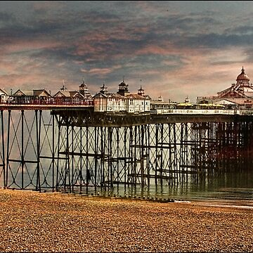 Eastbourne Pier, UK  by ChrisLord