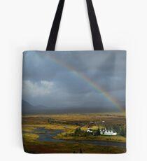 Rainbow Glow - Thingvellir, Iceland Tote Bag