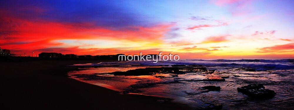 Merewether Beach NSW by monkeyfoto