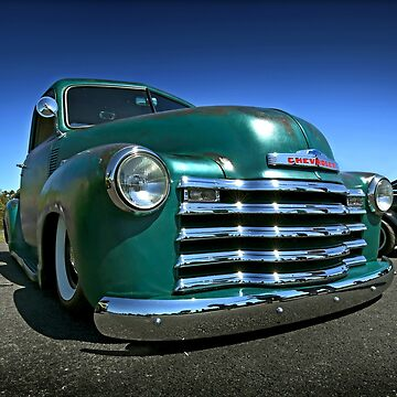 Chevy 3100 Pickup by mal-photography
