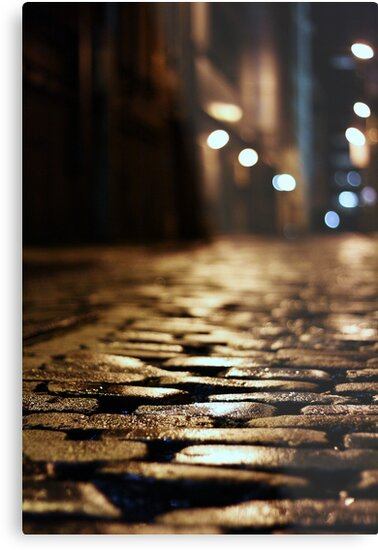 Glasgow Cobbles by Daniel Davison