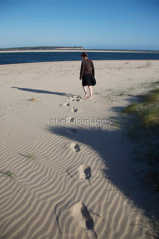 peoplescapes #183, footsteps by stickelsimages