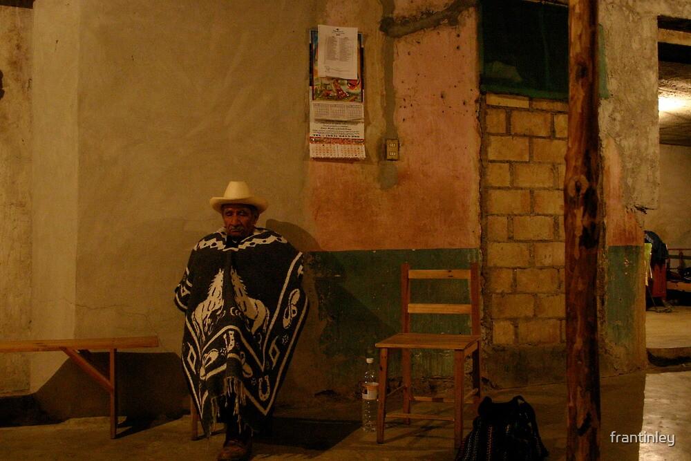 Sleeping Sharman, Huatla de Jimenez by frantinley