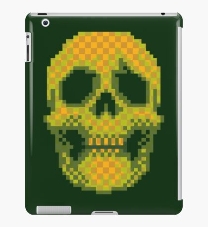 Death Is Apparent iPad Case/Skin