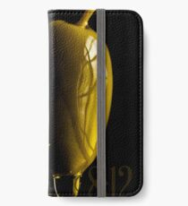 Leviticus 8:12 Bible Verse Olive Anointing Oil Print iPhone Wallet/Case/Skin