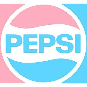 Trans Pride Pepsi by bery-