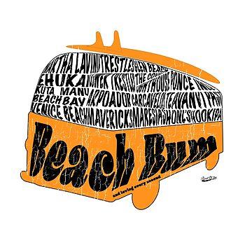 VW Beach Bum by originalrvline