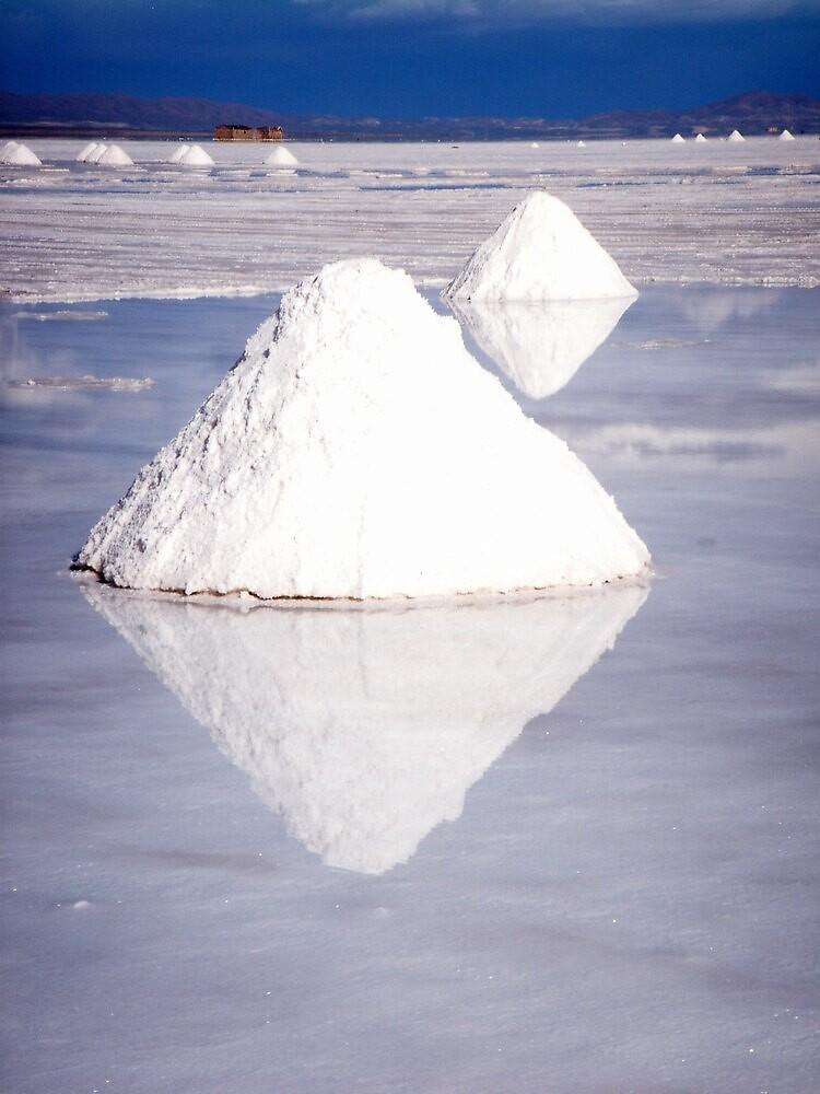 Triangle of Salt by Vonnstar