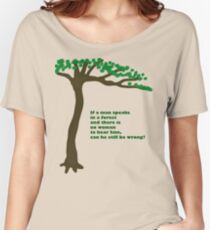 Forest Humor Women's Relaxed Fit T-Shirt