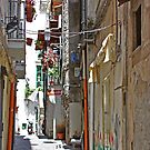Alley in Salerno by longaray2