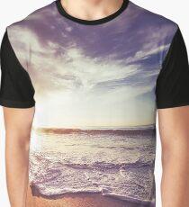 California Coast Graphic T-Shirt