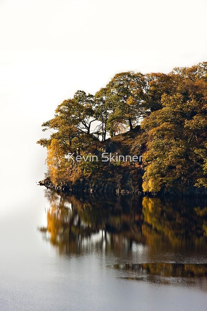 Loch Tummel - Fantasy Island by Kevin Skinner