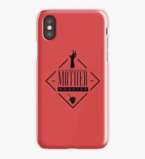 Mother Monster Badge iPhone Case