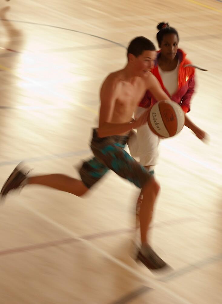 Baden Basketball by feyip