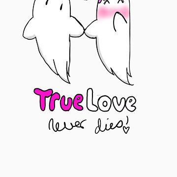 true love by blumascara