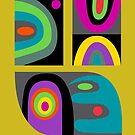 plush mustard by Andi Bird