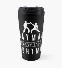 Dayman. Fighter of the Nightman! Travel Mug