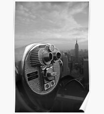 Top of the Rock Poster
