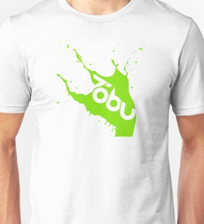 Tobu - Green Splash T-Shirt