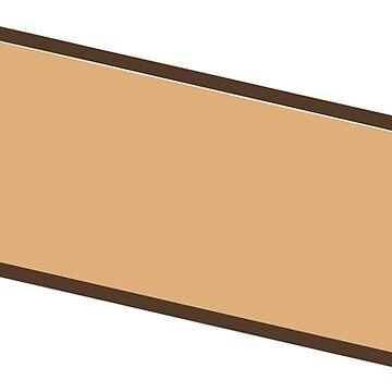 Rolling Pin by Pferdefreundin