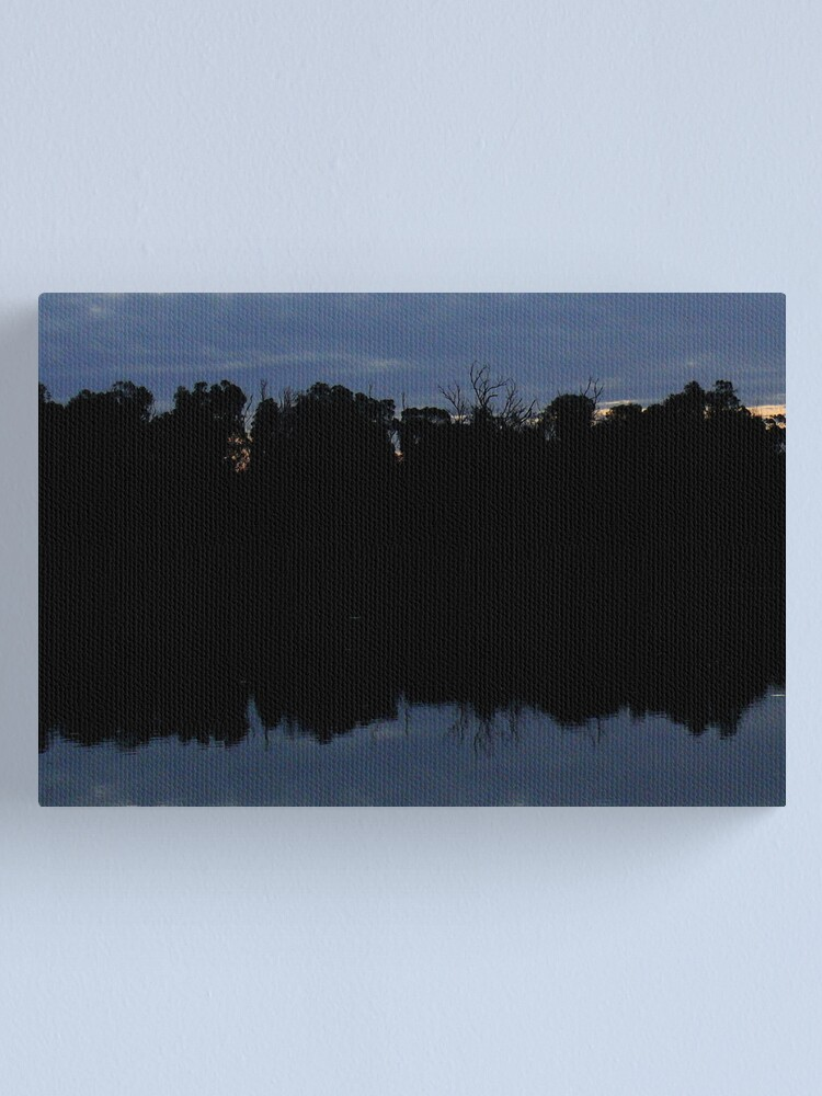 Alternate view of After Dark Canvas Print