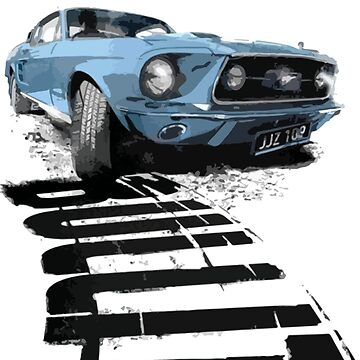 Ford Mustang by Neppster123