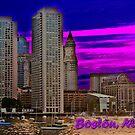 Boston, MA by LudaNayvelt