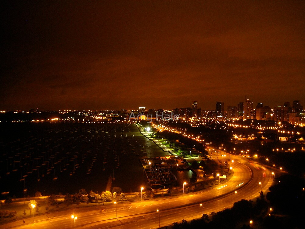 Slumbering City by Amy Hale