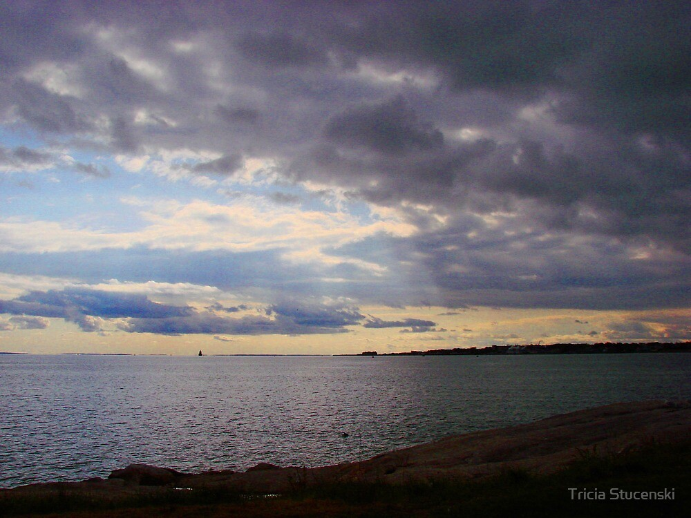 Storm Clouds by Tricia Stucenski