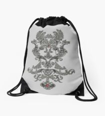 Do Antiques Mourn The Past Drawstring Bag