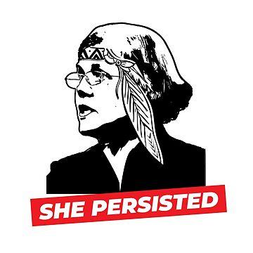 Elizabeth Warren Native by radvas