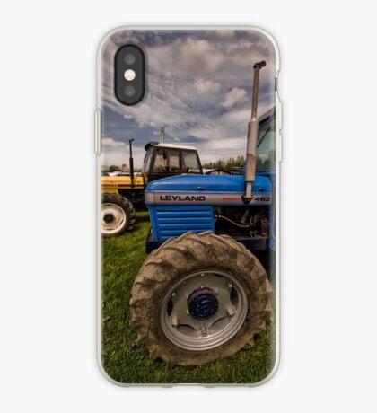 Leyland und Marshall Traktoren iPhone-Hülle & Cover