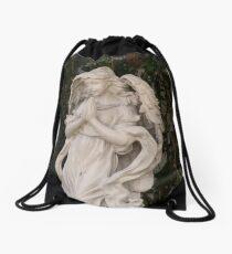 Pray for Me Drawstring Bag