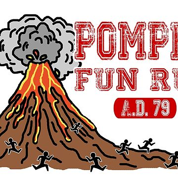 Pompeii Fun Run by GentryRacing