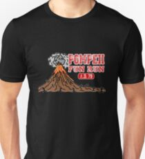 Pompeii Fun Run Slim Fit T-Shirt