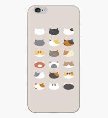 Reihe der Katzen - Neko Atsume iPhone-Hülle & Cover