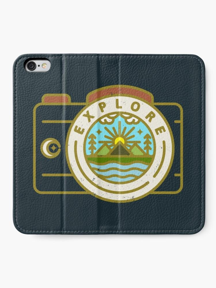 Alternate view of Explore iPhone Wallet