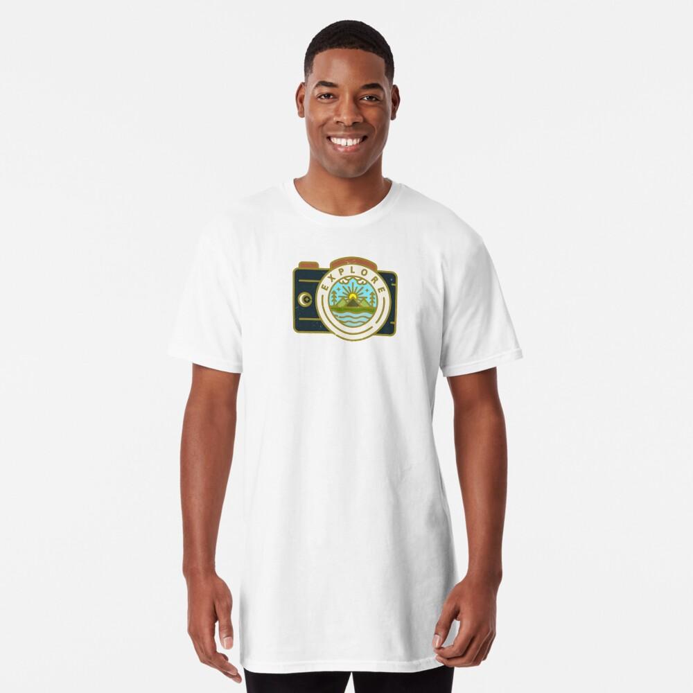 Explore Long T-Shirt