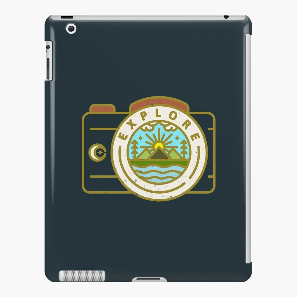 Explore iPad Case & Skin